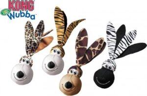 Kong Wubba Floppy Ears - Hondenspeelgoed