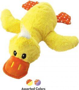 Kong comfort jumbo kleur geel XL