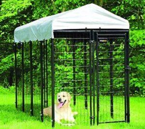 MaxxPet Hondenkennel Afneembaar Dak