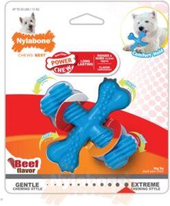 Nylabone Extreme Chew X Bone Rund - Hondenspeelgoed - Small Voor Honden Tot 11kg