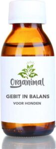 Organimal Gebit in Balans Hond & Kat - 30 ml