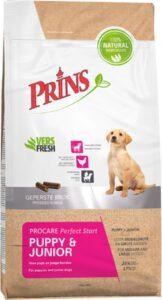 Prins Procare Puppy & Junior - Hondenvoer - 3 kg