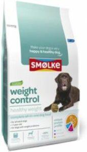 Smolke weight control hondenvoer 12 kg