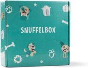 Snuffelbox Verrassingsbox - Hondenspeelgoed - M - Middelgrote Honden (8 - 20 kg)