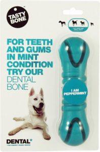 Tasty Bone - Dental Bone - Hond - Peppermint 17 X 5 CM