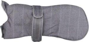 Trixie Brest Coat Grey Hondenjas