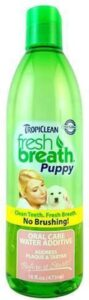 Tropiclean Puppy Water Additive 473 ML