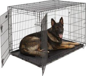 Hondenbench - Zwart - XXL