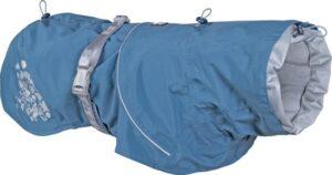 Hurtta Honden Regenjas - Monsoon Coat - Bilberry Blauw