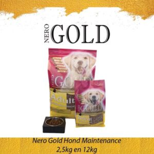 Nero Gold Maintenance 12kg