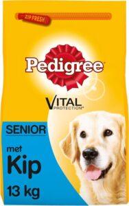 Pedigree Vital Protection Senior Brokken - Kip, Rijst & Groenten - Hondenvoer - 13kg
