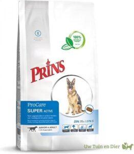 Prins Procare Super Active Hondenvoer 20kg