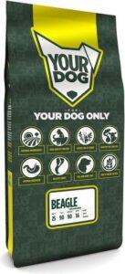 12 kg Yourdog beagle volwassen hondenvoer