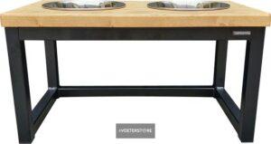 4Voeterstore - Industriële voerstandaard - Design Voerbak