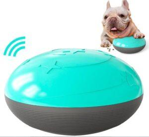 Hondenspeelgoed Piepende voerbal - Voerbal voor de hond- Sterk materiaal