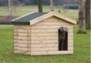 Hondenverblijf Boxer - L150xD120xH100 cm