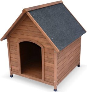 Houten hondenhok COCKER XL, 96x104x112cm