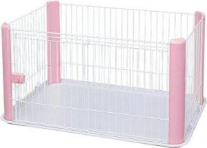 Puppyren roze 113x79x61 cm