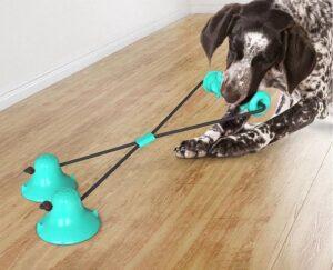 Trekspeeltje voor de hond EXTRA STERK - Honden trekspeeltje - Honden Speelgoed - Tanden Reiniging - Snack Speeltje - Behendigheid - Hondenspeelgoed puppy