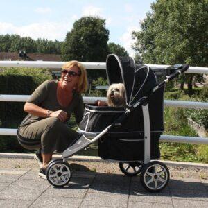 hondenbuggy kleine hond kopen