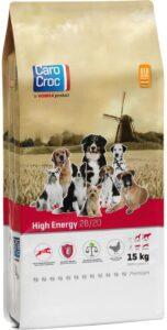 Carocroc High Energy 28-20 - Hondenvoer - 15 kg