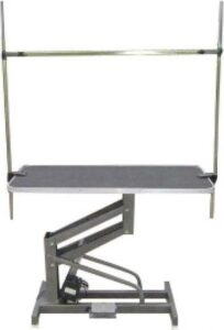 Topmast Trimspecial Elektrische Trimtafel 107 x 60 x 51-91 cm