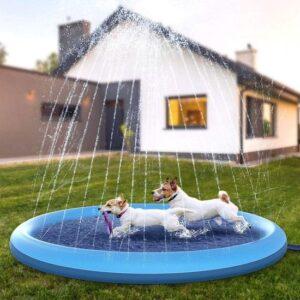 Aqua Pet hondenbad inclusief fontein