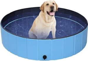 dog pool hondenbadje - Speelbad - Zwembad voor dieren - Blauw